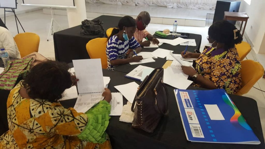 Subject Experts Developing Schemes of Work for the RTP
